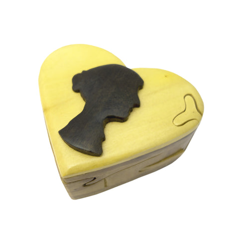 Timber-Treasures Jane Austen Puzzle Box