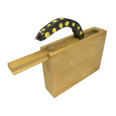 Timber-Treasures Hand Crafted Snake Trick Box
