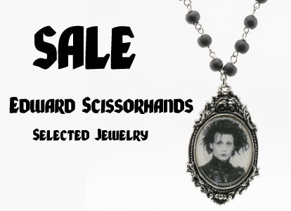 Edward Scissorhands Sale by Rock Rebel