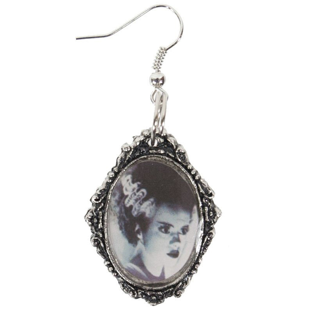 The Bride of Frankenstein Earrings