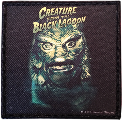 Creature From the Black Lagoon Patch