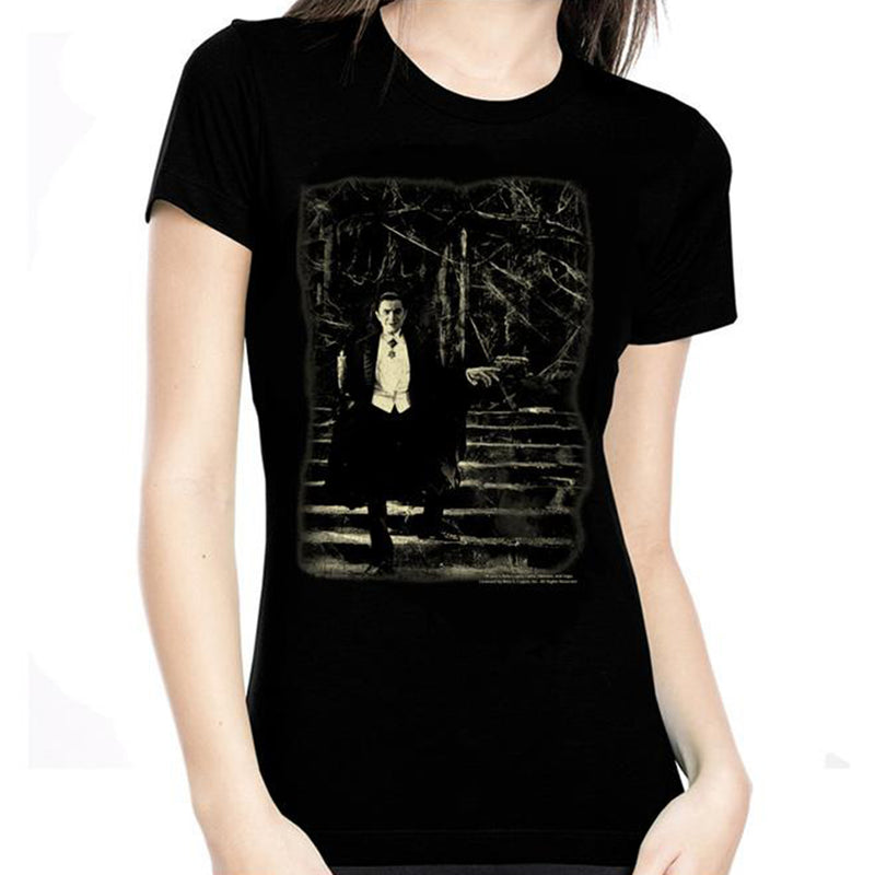 Dracula Glow In The Dark Women's Tee