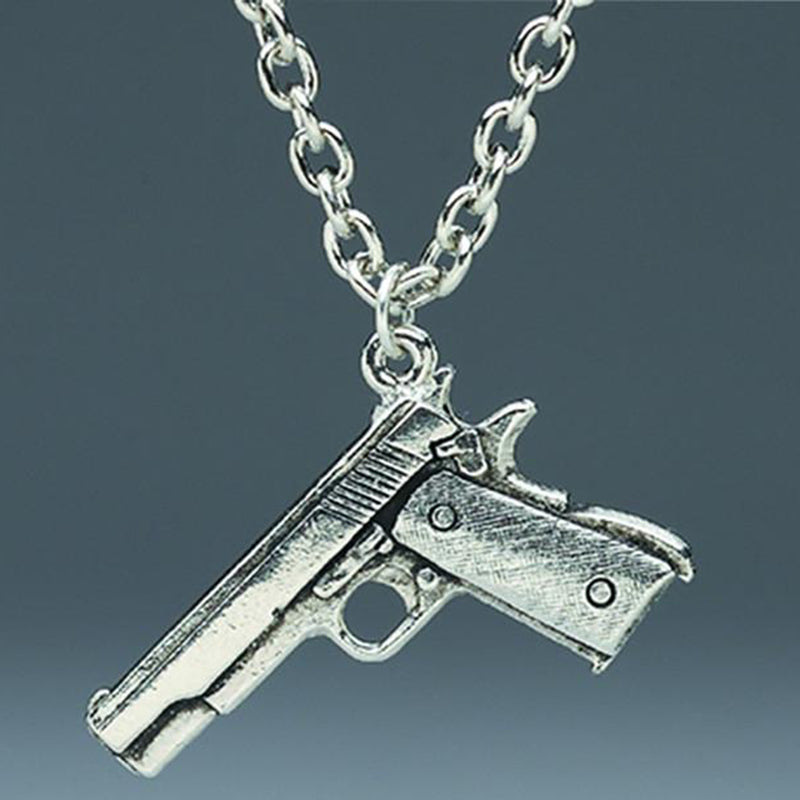 Little Gun (Double-sided) in Chrome