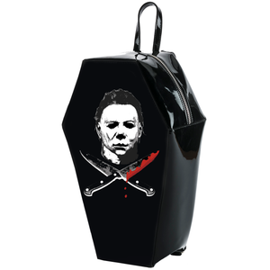 Mike Myers Coffin Backpack