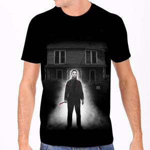 Michael Myers' House Men's Tee