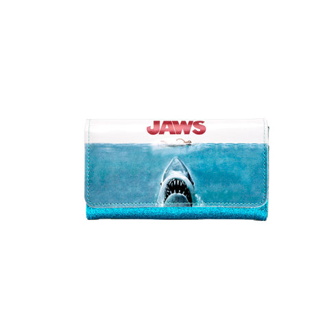 Jaws Poster Women's Wallet