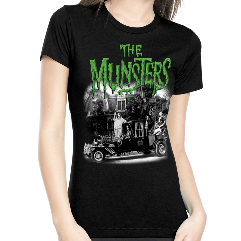 The Munsters' Family Coach Women's Tee