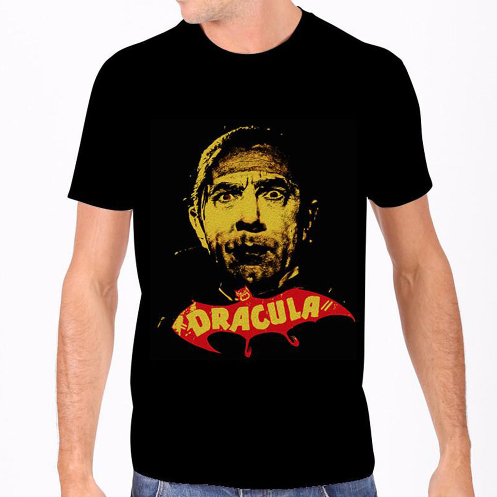 Dracula in Yellow Men's Tee