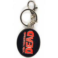 The Walking Dead Zombie Graveyard Keychain