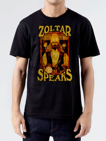 Zoltar Speaks Men's Tee