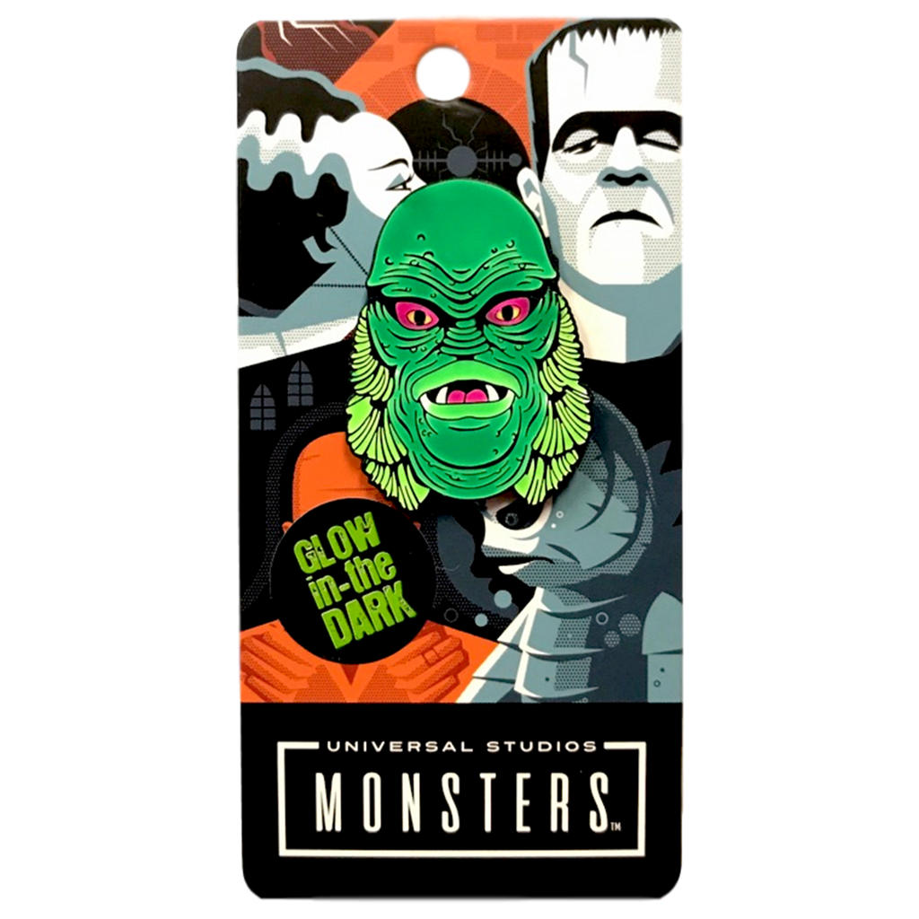Creature Of The Black Lagoon Enamel Pin