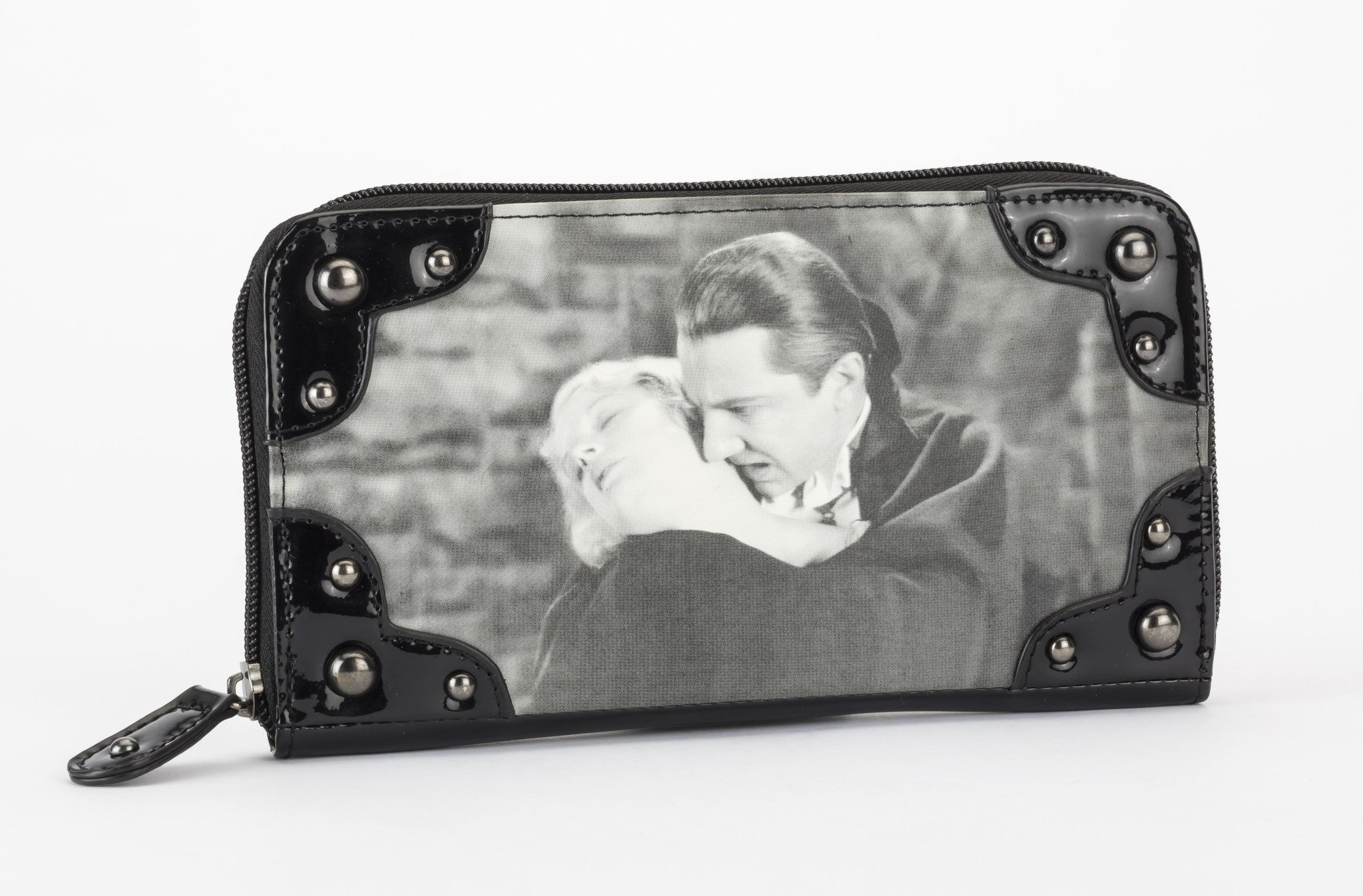 Bela Lugosi Dracula Mina Harker Wallet universal monsters rock rebel hot topic too fast sourpuss goth punk horror