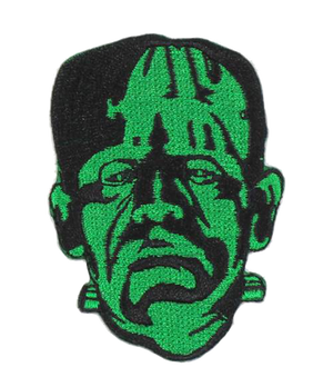 Frankenstein in Green Patch