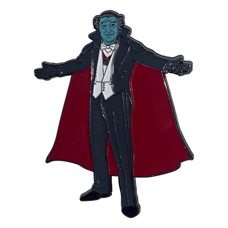 Grandpa Munster Enamel Pin