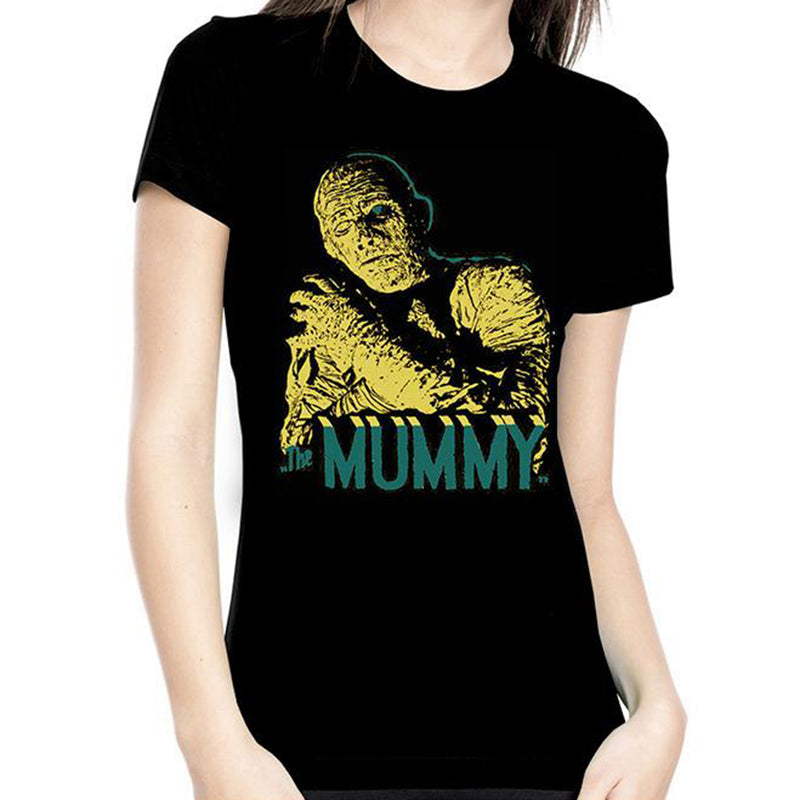 Mummy Glow In The Dark Women's Tee