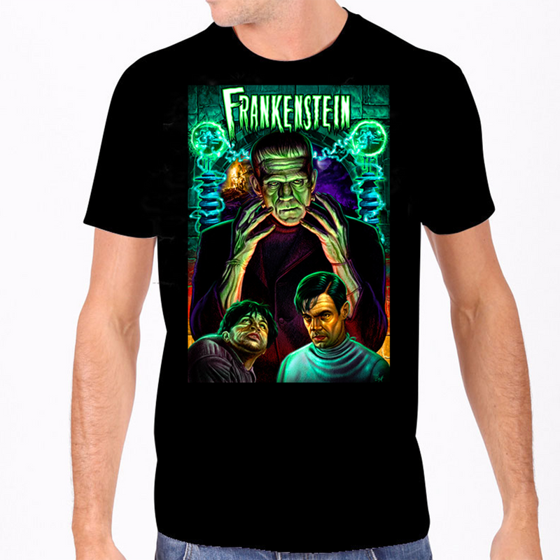 Dr. Frankenstein Men's Tee