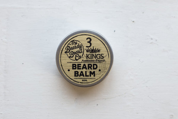 The Difference between Beard Oil and Balm