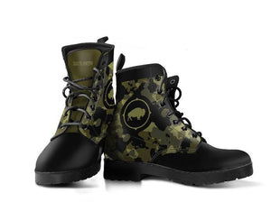 Men's Buffalo Camouflage Boot