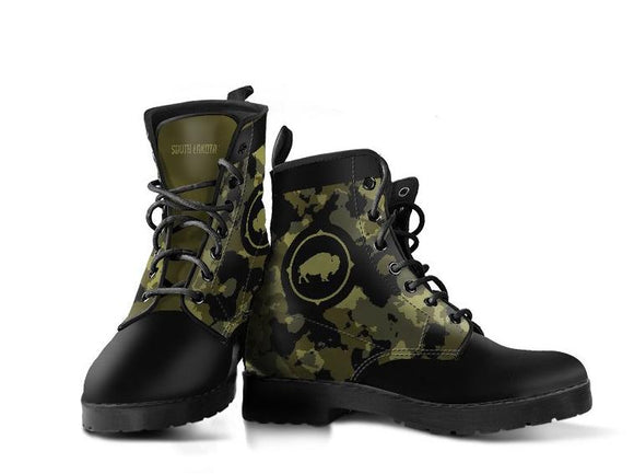 Men's Buffalo Camouflage Boot - kili-creations