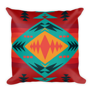 Native Sunset Premium Pillow