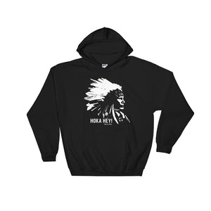 South Lakota Hoka Hey! Hooded Sweatshirt - kili-creations