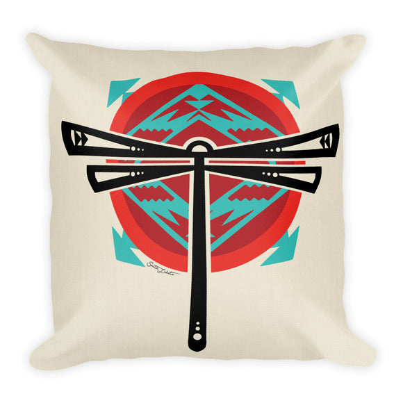 Day of the Dragonfly Premium Pillow
