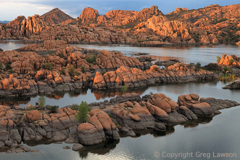 Granite Dells - Greg Lawson Photography Art Galleries in Sedona