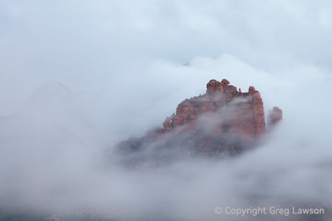 Head In The Clouds - Greg Lawson Photography Art Galleries in Sedona