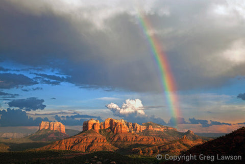 Castles In The Air - Greg Lawson Photography Art Galleries in Sedona