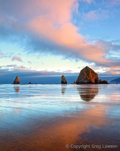 Haystack Rock - Greg Lawson Photography Art Galleries in Sedona