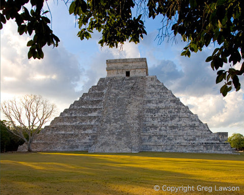 Chichen Itza - Greg Lawson Photography Art Galleries in Sedona