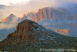 Sedona winter, Sedona Book, Greg Lawson Photography Art Galleries in Sedona