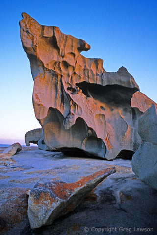 Remarkable Rocks - Greg Lawson Photography Art Galleries in Sedona