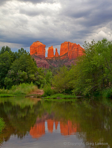 Classic Cathedral - Greg Lawson Photography Art Galleries in Sedona