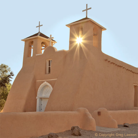 Ranchos de Taos - Greg Lawson Photography Art Galleries in Sedona