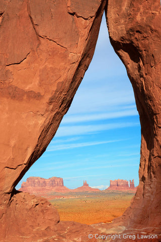 Navajo Tear - Greg Lawson Photography Art Galleries in Sedona