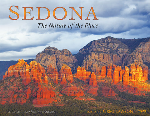 SEDONA<br> The Nature of the Place - Greg Lawson Photography Art Galleries in Sedona