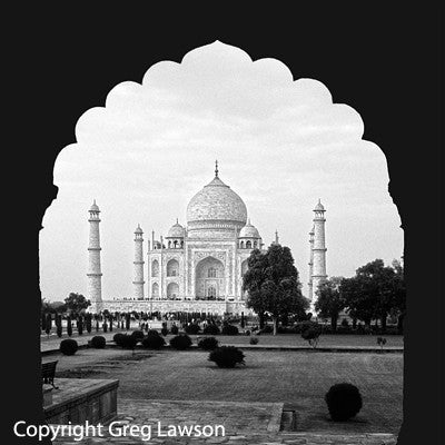 Taj Mahal - Greg Lawson Photography Art Galleries in Sedona