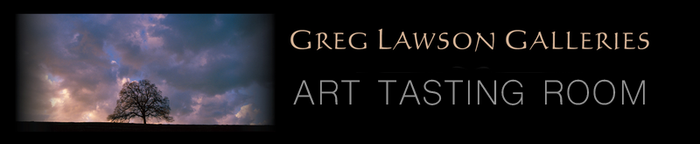 Greg Lawson Galleries - Art Tasting Room
