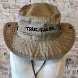 True/False Boonie Hat