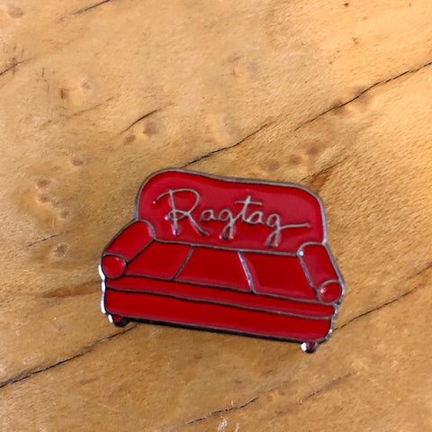 Ragtag Couch Pin