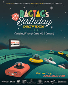 20th Ragtag Birthday Drive-In Poster