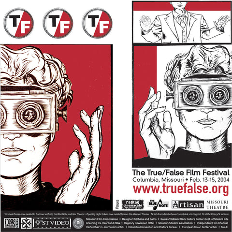 2004 True/False Poster