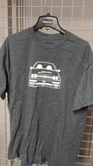 Men's Shirt - Jetta Grey