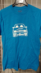 Men's Shirt - Jetta Blue