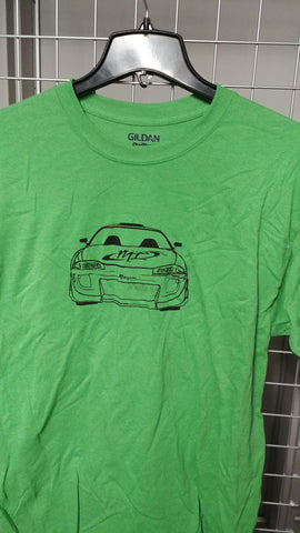 Men's Shirt - Eclipse Green