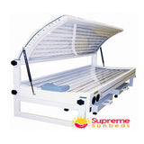 Double elite 18 tube Home hire sunbed (Home Hire deposit only) £110 x 4 weeks hire