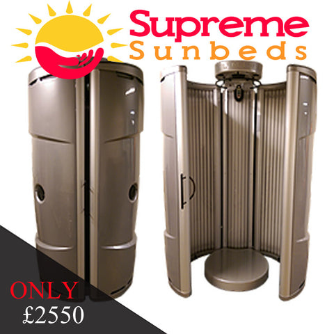 Hapro vertical Sunbed V class stand up