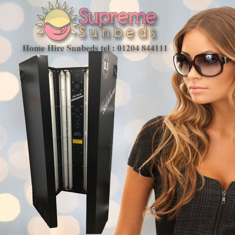 Sunbed stand up for home hire Bolton