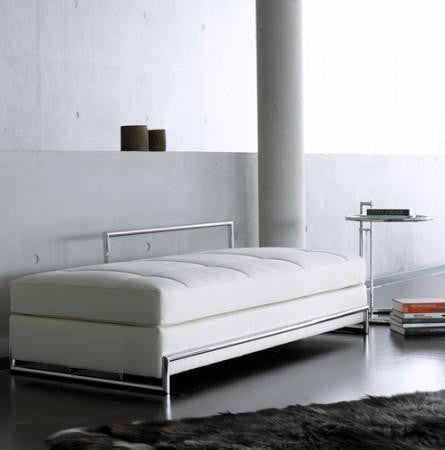 Eileen Gray Daybed, White